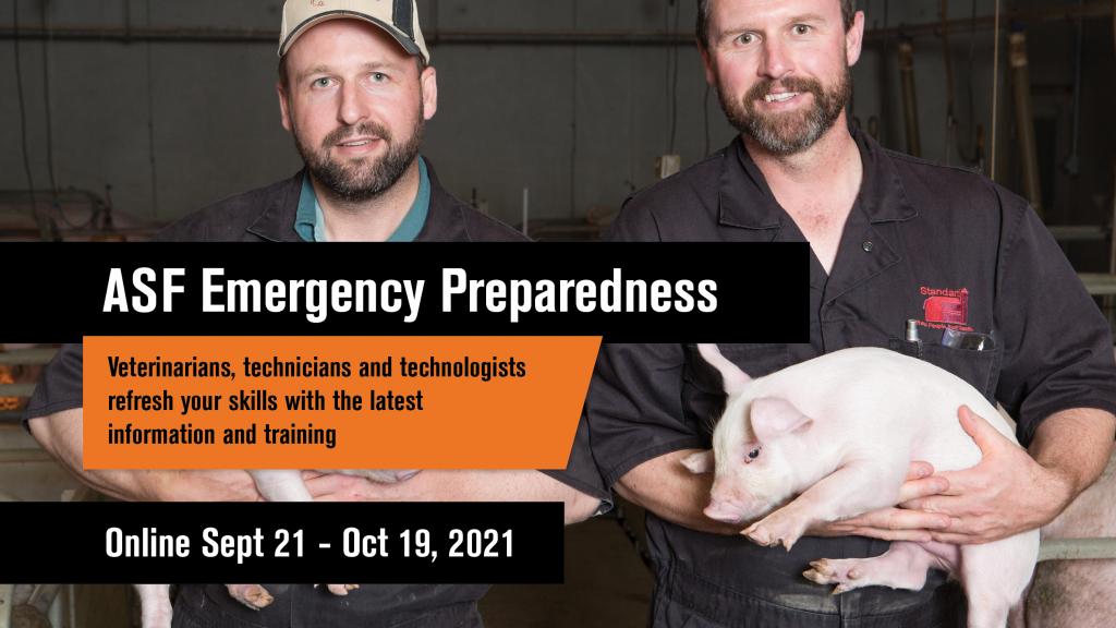 ASF Emergency Preparedness Course